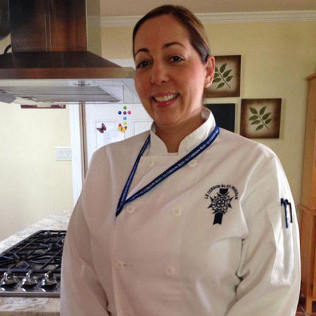 Chef Eleni Malko of Greek Olive Catering and Baking